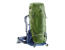 Buy Travel backpack DEUTER Aircontact Pro 70+15 Pine-Navy 3330317-2312 Elkor