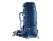 Buy Travel backpack DEUTER Aircontact Pro 70+15 Midnight-Navy 3330317-3365 Elkor