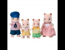 Pirkt Rotaļu figūriņu komplekts SYLVANIAN FAMILIES Family of Hamsters 3584 Elkor
