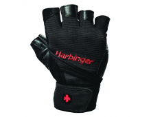 Buy Fitness Gloves HARBINGER Pro WW Black 3600 Elkor