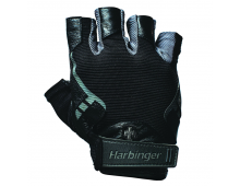 Buy Fitness Gloves HARBINGER Pro Black 3602Pro Elkor