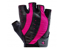 Buy Fitness Gloves HARBINGER Womens Pro Black/Pink 361491 Elkor