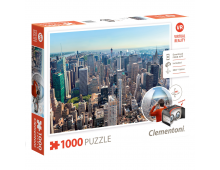 Pirkt Puzle CLEMENTONI New York - Virtual Reality 39401 Elkor