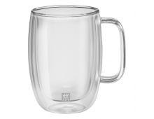 Buy Glass ZWILLING Latte Macchiato Set w H 39500114 Elkor