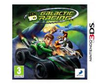 Игра для 3DS Ben 10 Galactic Racing   Ben 10 Galactic Racing