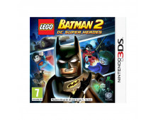 3DS spēle Lego Batman 2 DC Super Heroes   Lego Batman 2 DC Super Heroes