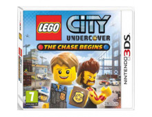 3DS spēle LEGO City Undercover: The Chase Begins   LEGO City Undercover: The Chase Begins