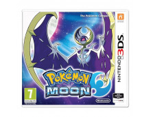 3DS spēle Pokemon MOON Pokemon MOON