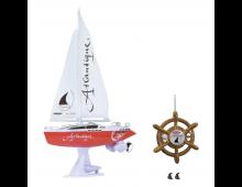 Pirkt Laiva JAMARA Atlantique 27Mhz 2CH RTR 40250 Elkor