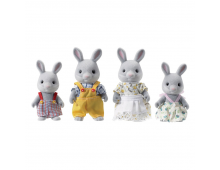 Buy Set of action figures SYLVANIAN FAMILIES Cottontail Rabbit Family 4030 Elkor