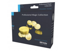 Magician kit OID MAGIC Dinamic Coins+DVD Dinamic Coins+DVD