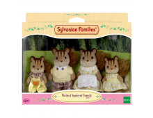 Buy Set of action figures SYLVANIAN FAMILIES Walnut Squirrel Family 4172 Elkor