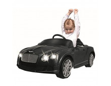 Electric car JAMARA Ride-on Bently GTC black Ride-on Bently GTC black