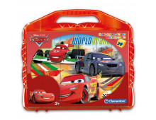 Детские кубики CLEMENTONI Cubes Cars Cubes Cars