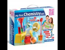 Купить Обучающий набор CLEMENTONI My First Chemistry 50014 Elkor