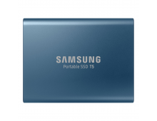 Buy External SSD SAMSUNG 500GB T5 Blue MU-PA500B/EU Elkor