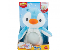 Naktslampa WINFUN Penguin Light-Up Penguin Light-Up