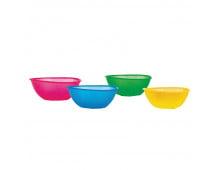Купить Миска NUBY Bowls Set 4Pack ID65671 Elkor