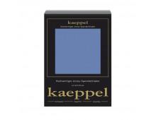 Palags ar gumiju KAEPPEL Jersey Spannbett.1x200/200 Stahlblau Jersey Spannbett.1x200/200 Stahlblau