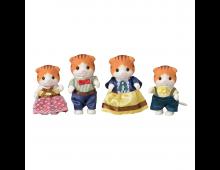 Pirkt Rotaļu figūriņu komplekts SYLVANIAN FAMILIES Maple Cat Family 5290 Elkor