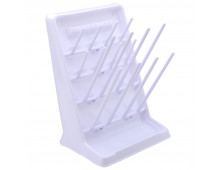 Купить Cушилка для посуды NUBY Polypropylene bottle drying rack  Elkor