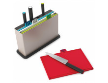 Buy Set JOSEPH JOSEPH Index with knives- Silver Printed Box 60096 Elkor