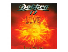 Музыкальный диск Dokken - Live from the Sun Dokken - Live from the Sun
