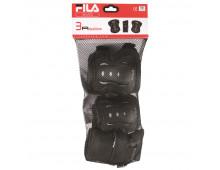 Комплект защиты FILA JR Boy FP Gears Black/Red JR Boy FP Gears Black/Red