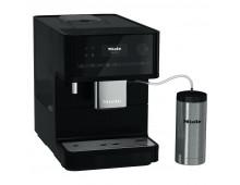 Buy Coffee machine MIELE CM 6350 Obsidian Black 10514980 Elkor