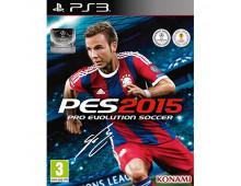 PS3 spēle Pro Evolution Soccer 2015 Pro Evolution Soccer 2015