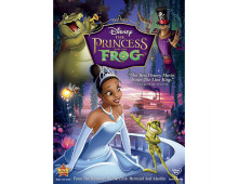 Movie Princess and the Frog Princess and the Frog