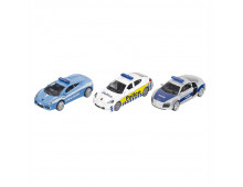Buy Set of cars SIKU Police 6302 Elkor