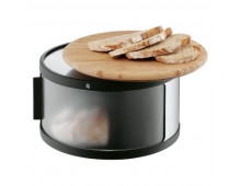 Buy Breadbasket WMF Bread Bin With Chopping Board 634456030 Elkor