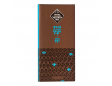 Buy Bar of chocolate MICHEL CLUIZEL Noir De Cacao 72% 69015 Elkor