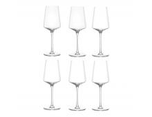 Купить Комплект бокалов LEONARDO White Wine Puccini 6pcs 63320 Elkor