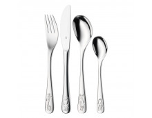 Buy Cutlery set WMF 4-pc childr.set Safari 1280026040 Elkor
