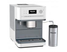 Buy Coffee machine MIELE CM 6350 Lotus White 10514970 Elkor