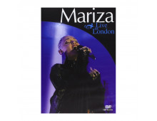 Музыкальный диск Mariza - Live in London Mariza - Live in London