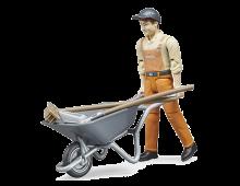 Action figure BRUDER Figure-set Municipal Worker Figure-set Municipal Worker