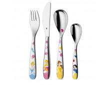 Buy Cutlery set WMF 4-pc child's set Princess 1282406040 Elkor