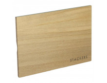 Buy Cover LC DESIGNS Wood Stacker Lid Classic 73518 Elkor
