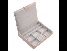 Купить Шкатулкa для ювелирных изделий LC DESIGNS Classic Lidded Blush Pink 73760 Elkor