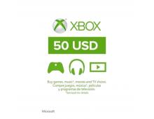 Dalības maksa MICROSOFT Xbox Live 50 USD Xbox Live 50 USD
