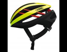 Helmet ABUS Aventor Neon Yellow Aventor Neon Yellow