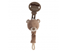 Soother clip NATTOU Tom The Bear Tom The Bear