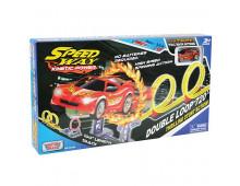 Buy Game set MOTORMAX Speedway-Double Loop 720 W/1 Pull 78194 Elkor