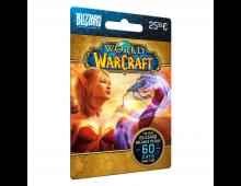 Participation fee BLIZZARD World of Warcraft 25.98€ World of Warcraft 25.98€
