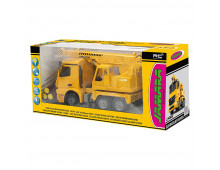 Radio-controlled car JAMARA Concrete Mixer Mercedes Arocs 1:20 2.4GHz Concrete Mixer Mercedes Arocs 1:20 2.4GHz