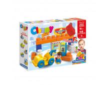 Buy Children cubes CLEMMY Plus Petrol Station 14877 Elkor