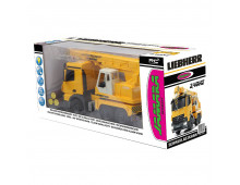 Radio-controlled car JAMARA Heavy Duty Crane Mercedes Liebherr 2.4GHZ Heavy Duty Crane Mercedes Liebherr 2.4GHZ